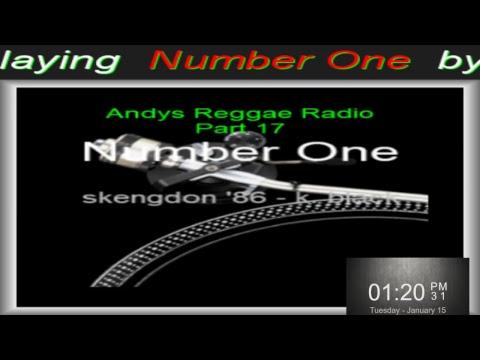 Andys Reggae Radio-Part 17