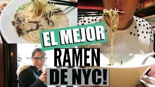 EL MEJOR RAMEN DE NEW YORK! Vlog #134 | StephTVlogs