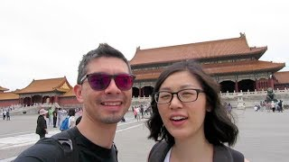 Beijing Vlog: Forbidden City!