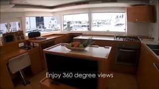Lagoon 560 catamaran for sale FELIZ