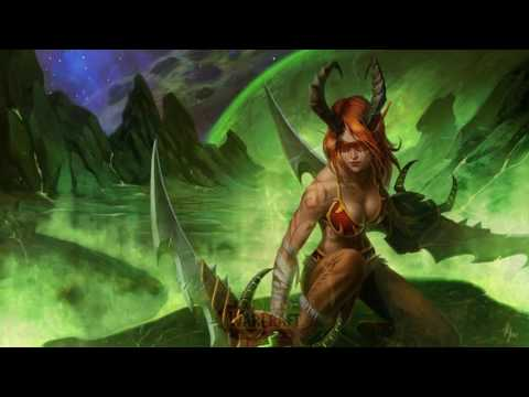 World of Warcraft - Legion Soundtrack - The Burning Legion