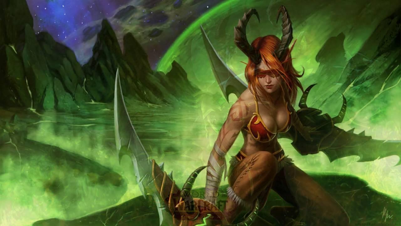 World Of Warcraft Legion Soundtrack The Burning Legion Youtube