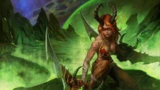 World of Warcraft - Legion Soundtrack - The Burning Legion