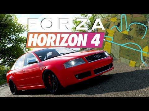 FORZA HORIZON 4 Part 49 - ROUTE CREATOR! Eigene Strecken erstellen?! | Lets Play
