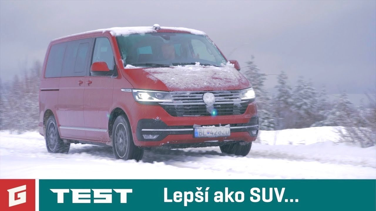 Volkswagen T6.1 MULTIVAN 2.0 BiTDI 4 MOTION HIGHLINE - YouTube