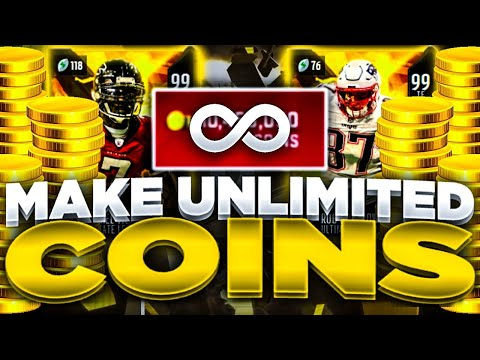 #1 NEW COIN MAKING METHODS IN MUT 20!! | MAKE UNLIMITED COINS IN MADDEN 20!!