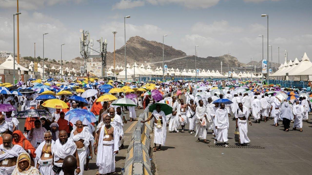 Download HAJJ 2021 - 1442   | Mina ,Muzdalpha , Masjid Nimrah || Hajj Full Documentary in Hindi /Urdu