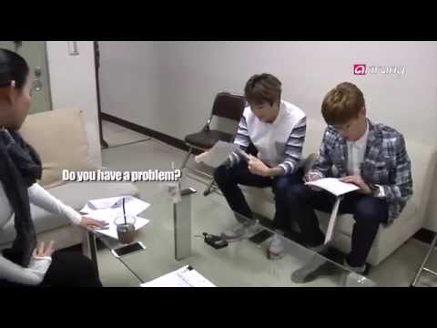 """""""How To Upest Kevin"""" By Eric Nam (U-KISS Kevin Prank) HD"""