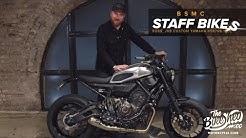 Ross' JVB Moto Custom Yamaha XSR 700
