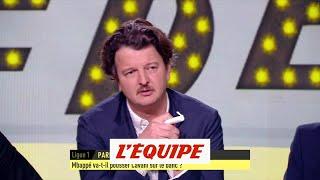 G. Dufy sur Mbappé - Foot - EDE