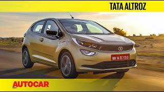 Tata Altroz Review - Tata's First Premium Hatchback | First Drive | Autocar India