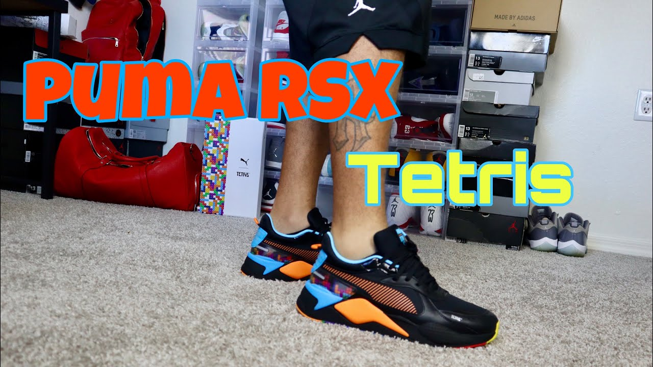 Puma RS-X Tetris Review And On Feet