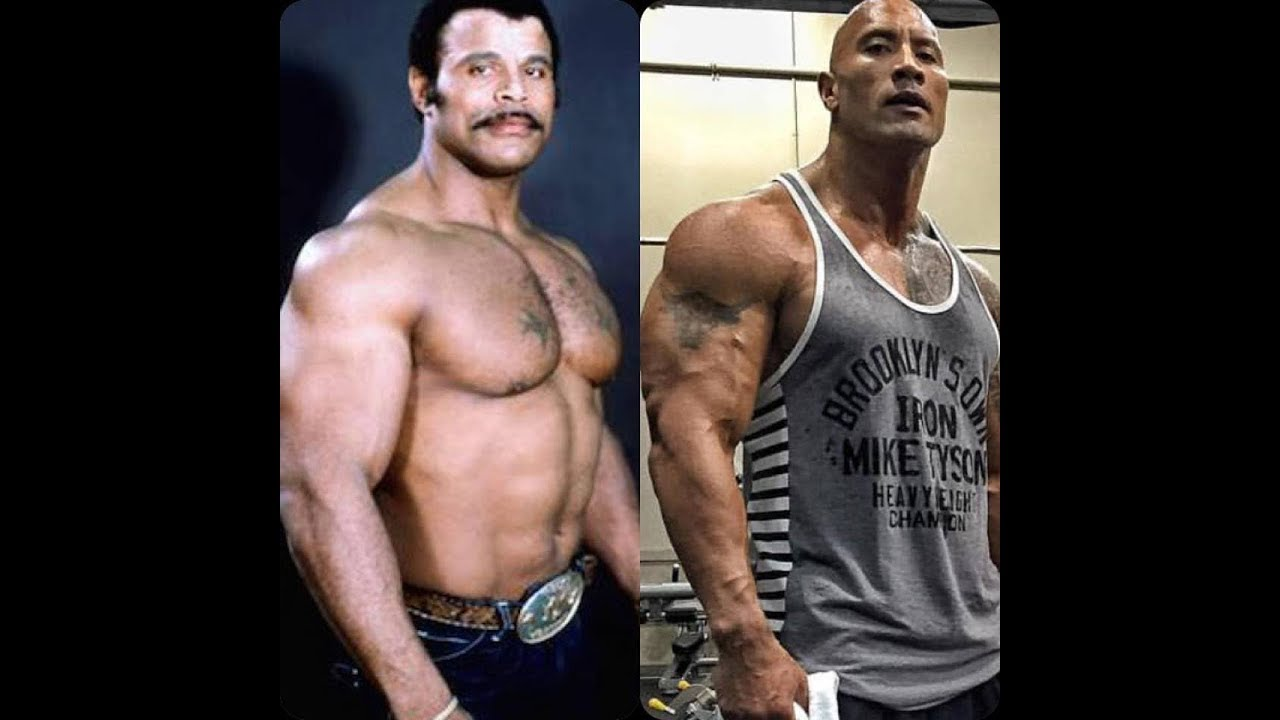 Rocky Johnson Opens Up About Training His Son The Rock ...