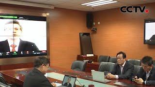 [中国新闻] 中国与上合组织国家举行视频诊断会议 | 新冠肺炎疫情报道