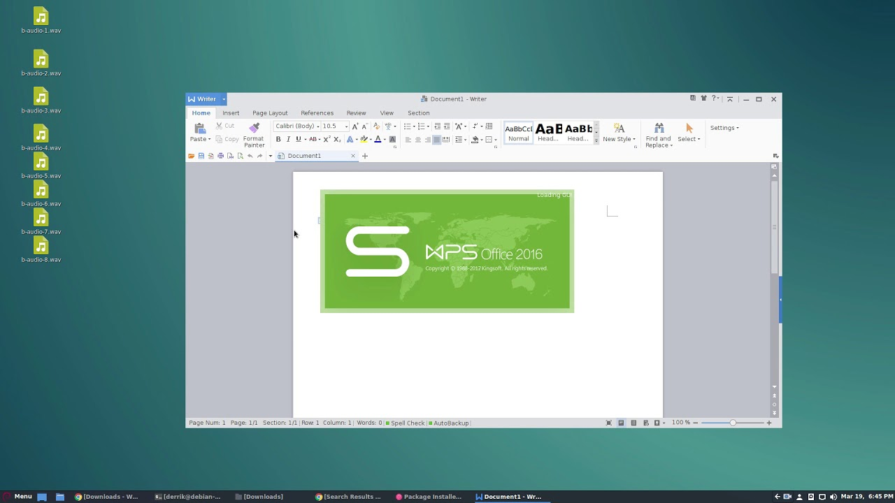 How To Install WPS Office On Linux