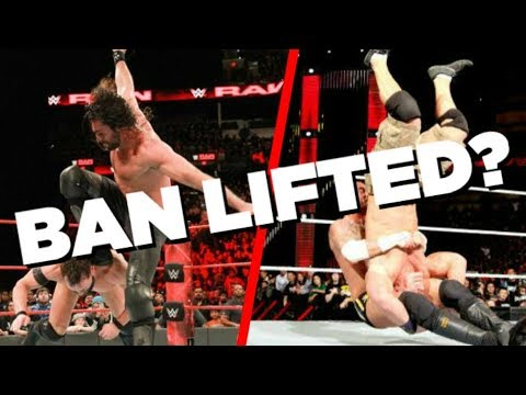 Has WWE Relaxed Its Policy On Banned Moves?