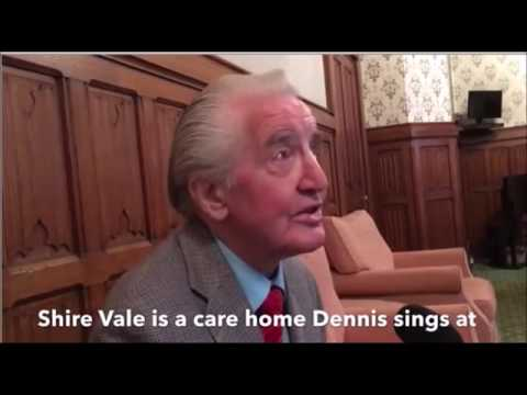 Dennis Skinner. Promo for Radio 2 talk with Jeremy Vine about Dementia