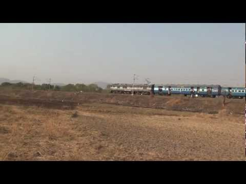 A TEARFUL FAREWELL TO FIRST AC - DC DUAL VOLTAGE LOCO OF INDIAN RAILWAYS -- WCAM-1# 21800 VALLABH