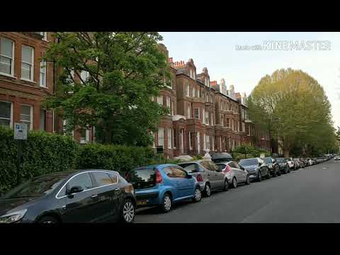 The 10 Most Popular Streets In Belsize Park, London NW3