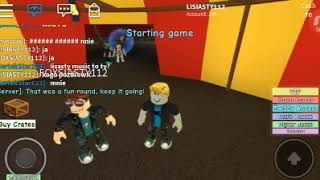 Bartek star knows the entire map ROBLOX