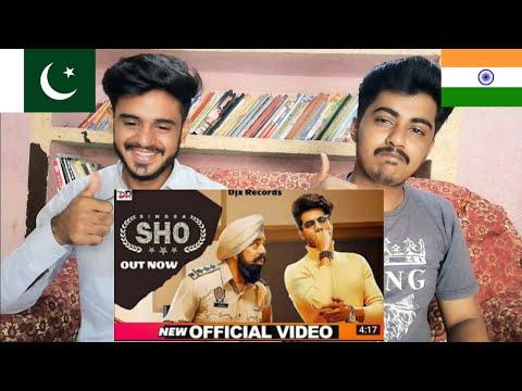 s.h.o-reaction-|-singga-new-song-sho-|-sho-pakistani-reaction-|-bn-sarma-|-s.h.o-new-song-singga