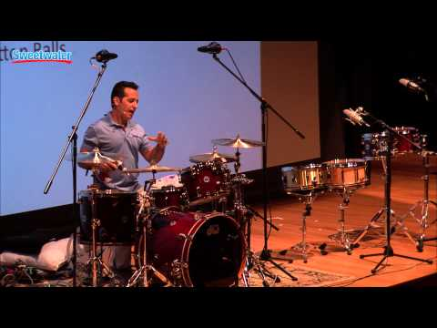 Make Your Drums Sound Great with Nick D'Virgilio at Sweetwater's Gearfest 2015