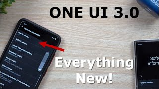 Samsung One UI 3 0 With Android 11 - OFFICIAL Hands On and FIRST Look