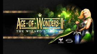 Age of Wonders 2 OST - water song