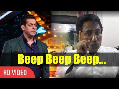 Zubair Khan Angry Warning To Salman Khan | Bigg Boss 11 Controversy | Weekend Ka Vaar