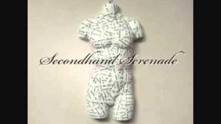 Run For Cover - Secondhand Serenade
