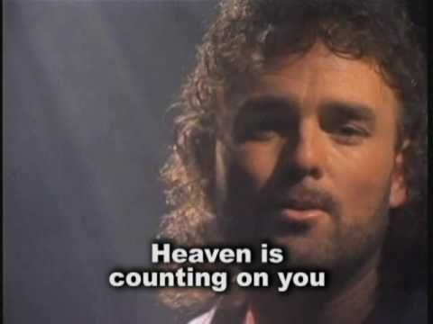 Ray Boltz  Heaven is counting on you with lyrics