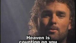 Watch Ray Boltz Heaven Is Counting On You video