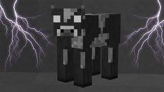 Minecraft Mod Herobrine İnek - Mo Cow
