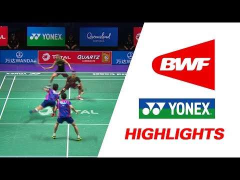 TOTAL BWF Sudirman Cup 2017 | Badminton F – CHN vs KOR – Highlights