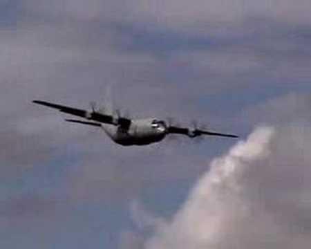 Swedish Air Force Hercules C-130H