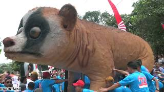 Download Mp3 Wonderful Indonesia - Karnaval Hut Kemerdekaan K2 72 Ri Ngipik - Pring Surat #5