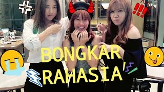 Download Video BTS NyamNyamNyam: TOP SECRET - Ria's Vlog #01 MP3 3GP MP4