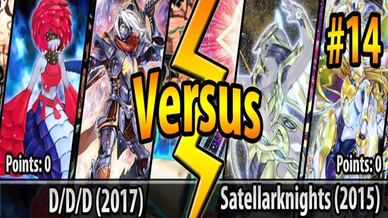 Download D/D/D (2017) vs. Satellarknights (2015) - Cross-Banlist Cup 2017 - Match #14