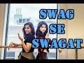 Swag se swagat tiger zinda hai dance cover shweta maydha salman khan katrina kaif mp3