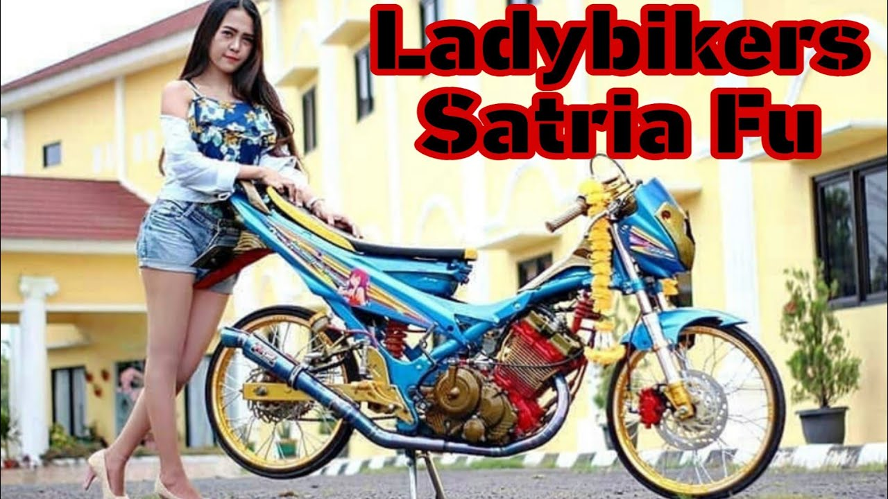 LADYBIKERS SATRIA FU INDONESIA 13