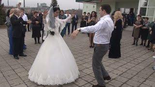 Свадебный клип.Шакро и Инна.Осетия .2015 год.