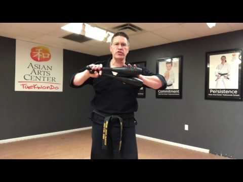 Learn martial arts online Kali and Indian Club workout