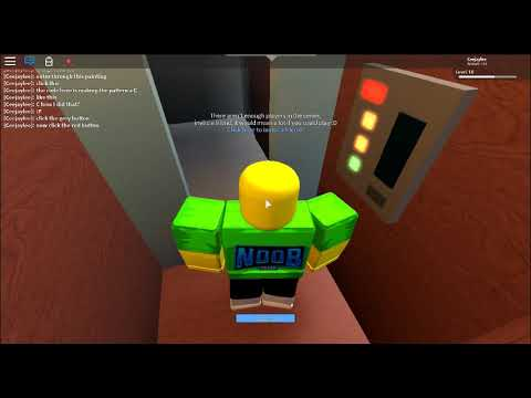Roblox Uncopylocked The Normal Elevator The Hacked Roblox Game - Horrific Housing Secret Youtube