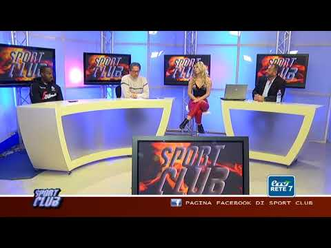 Sport Club 10/1/2018. Ospite Michael Umeh, guardia Virtus Segafredo Bologna