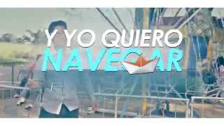 Sir Angel y Said - Barquito De Papel (Lyric Video) feat Manuel Alejandro