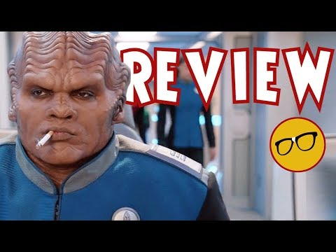 """The Orville Season 2 Episode 11 Review """"Lasting Impressions"""""""