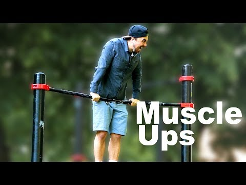 Learn to Muscle Up || Learn Quick