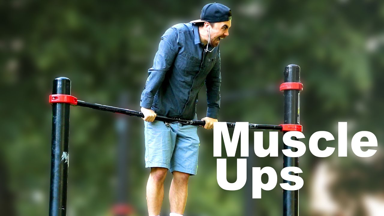 Download Learn to Muscle Up    Learn Quick
