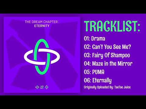 TXT(TOMORROW X TOGETHER)- 2nd Mini Album [The Dream Chapter : ETERNITY] 1-3 from YouTube · Duration:  11 minutes 16 seconds