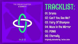 TXT(TOMORROW X TOGETHER)- 2nd Mini Album [The Dream Chapter : ETERNITY] 1-3